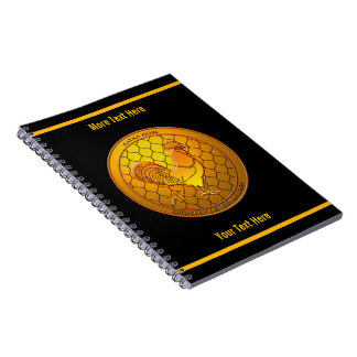 Caderno Espiral KatkaKoin Cryptocurrency ICO
