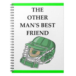 Caderno Espiral lacrosse