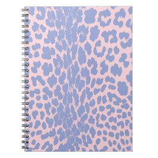 Caderno Espiral Leopardo 2
