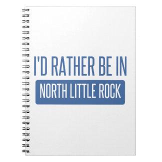 Caderno Espiral Little Rock norte