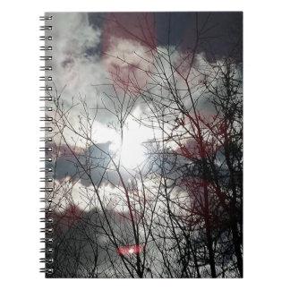 Caderno Espiral Luz que é