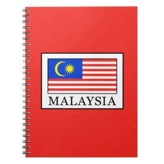 Caderno Espiral Malaysia