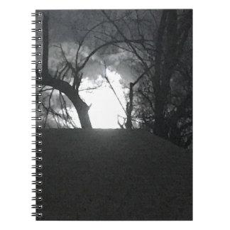 Caderno Espiral Manhã delével
