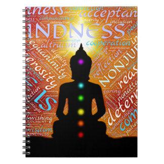 Caderno Espiral Meditação