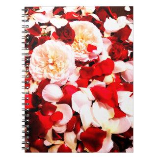 Caderno Espiral Meus rosas <3