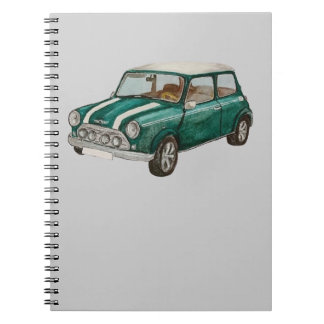 Caderno Espiral Mini clássico