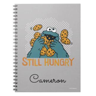 Caderno Espiral Monstro do biscoito do Sesame Street | - ainda com