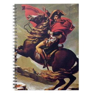 Caderno Espiral Napoleon