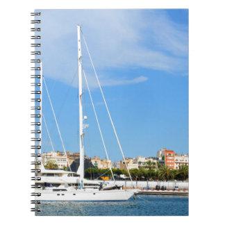 Caderno Espiral Navigação do amor