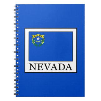 Caderno Espiral Nevada