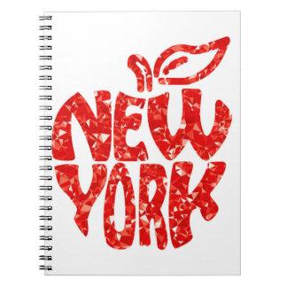 CADERNO ESPIRAL NEW YORK