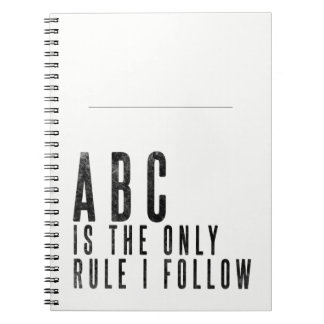 Caderno Espiral Notas inspiradores do jornal de vendas para o