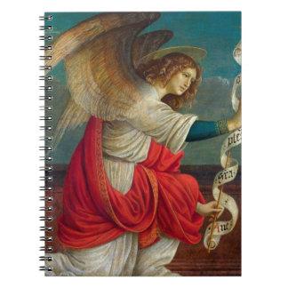 Caderno Espiral O anjo Gabriel - Gaudenzio Ferrari