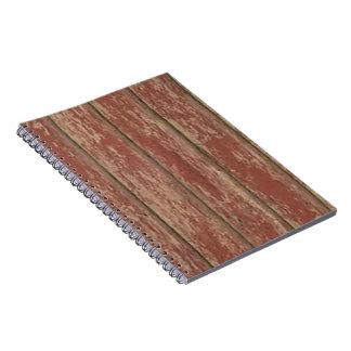 Caderno Espiral O conselho resistido oxidado