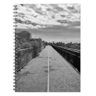 Caderno Espiral O Highline