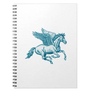 Caderno Espiral O mito grego