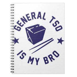 Caderno Espiral O Tso é meu Bro