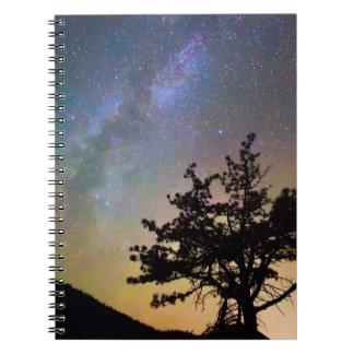 Caderno Espiral Obtenha perdido no espaço