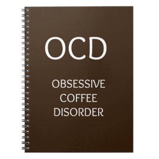 CADERNO ESPIRAL OCD