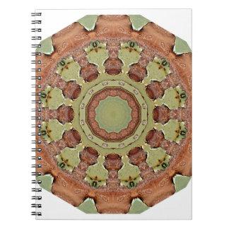 Caderno Espiral Oxidação-Mandala, ROSTart 712_2