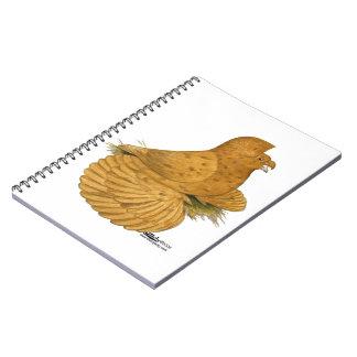 Caderno Espiral Pombo Deroy da trompetista