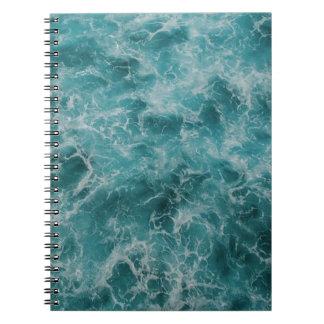 Caderno Espiral Praia
