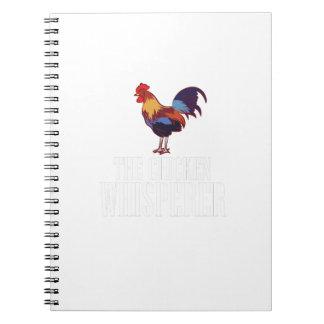 Caderno Espiral Presentes engraçados engraçados do fazendeiro da