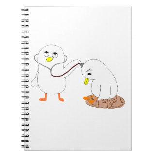 Caderno Espiral Psiquiatra