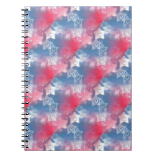 Caderno Espiral Quarto feliz