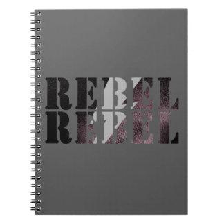 Caderno Espiral rebel_rebel 4