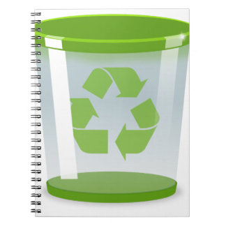 Caderno Espiral Reciclagem