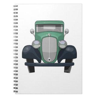 Caderno Espiral Recolhimento 1935 de Chevy