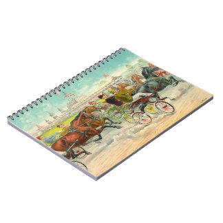Caderno Espiral Regaço 1893 do aquecimento