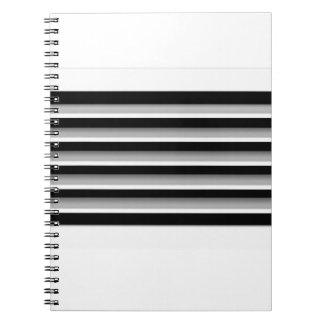 Caderno Espiral Respiradouro de ar