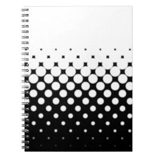 Caderno Espiral Reticulação