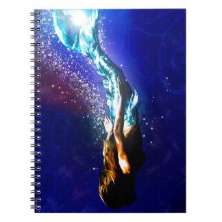 Caderno Espiral Retorne ao mar