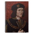Caderno Espiral Richard III de Inglaterra