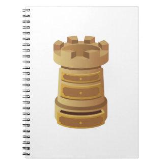 Caderno Espiral Rook