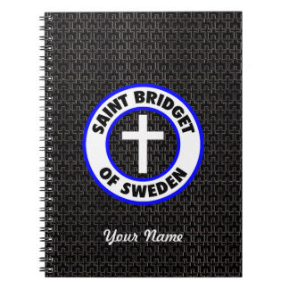 Caderno Espiral Santo Bridget da suecia