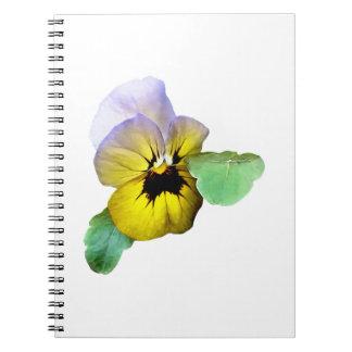 Caderno Espiral Saudação do amor perfeito