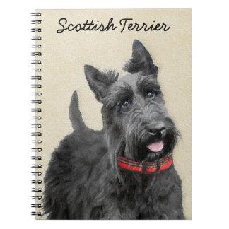 Caderno Espiral Scottish Terrier