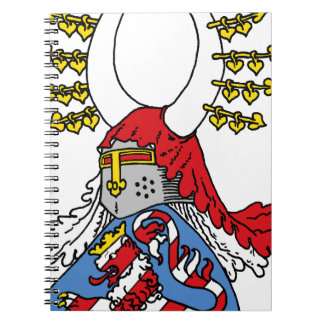Caderno Espiral Selo de Hessen