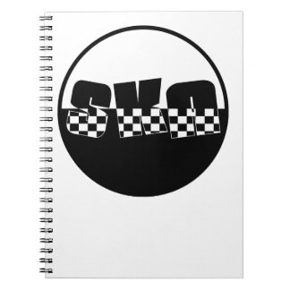 Caderno Espiral Ska