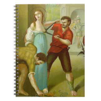 Caderno Espiral St. Agatha (M 003) (estilo #2)
