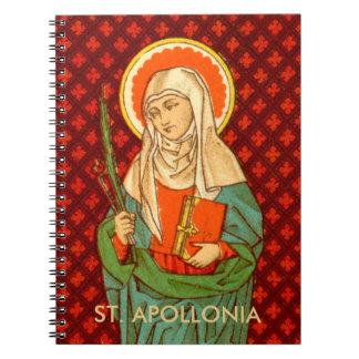 Caderno Espiral St. Apollonia (VVP 001) (estilo #1)