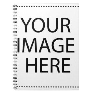 Caderno Espiral Sua imagem aqui