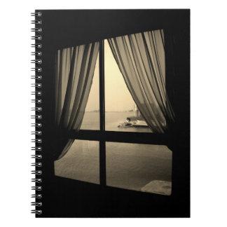 Caderno Espiral Tarde em Barém