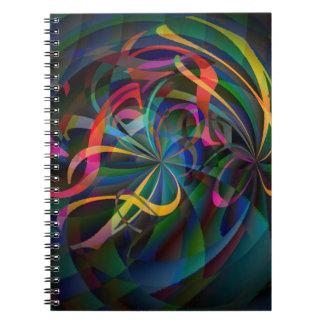 Caderno Espiral TNT para o cérebro