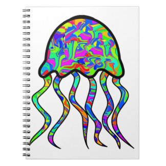 Caderno Espiral Tração intemporal
