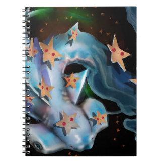 Caderno Espiral Tubarão-Hammerhead